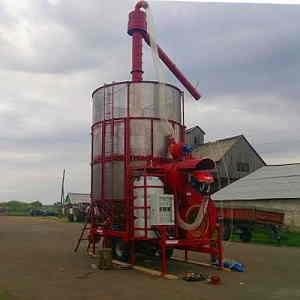 Мобильная зерносушилка АТМ 25